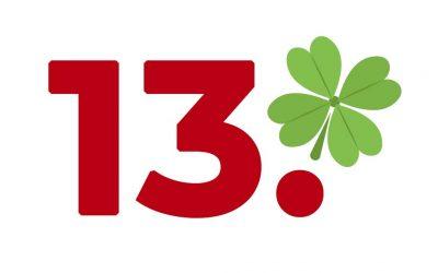 Freitag der 13. – ein Glückstag! Kartenlegen zu Sonderkondition für den guten Zweck