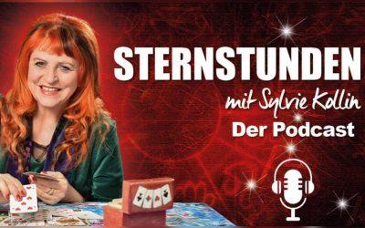 Sternstunden – Der Anfang: Der neue Podcast mit Sylvie Kollin